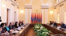 ՀՀ ԱԺ նախագահի նախաձեռնությամբ ստեղծվեց մոնիթորինգային աշխատանքային խումբ