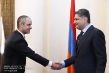 Ներկայացվել է «Հայաստանի հարավային երկաթուղու» կառուցման նախագիծը