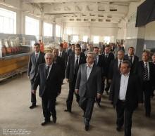 Նախագահ Սերժ Սարգսյանն աշխատանքային այցով մեկնել է Արարատի մարզ