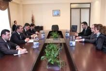 Քաղաքապետ Տարոն Մարգարյանը հանդիպել է ՀՀ-ում Լատվիայի արտակարգ և լիազոր դեսպանի հետ