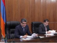 Տեղի է ունեցել քաղաքային կայուն զարգացման ներդրումային ծրագրերի կառավարման խորհրդի նիստ