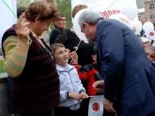 «Մենք ճիշտ ճանապարհի վրա ենք». Սերժ Սարգսյան