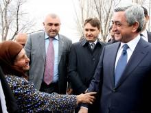 Գյուղական համայնքների զարգացումը, գյուղացու համար հաճույքով աշխատելու եւ արարելու համապատասխան պայմանների ստեղծումը Հայաստանի Հանրապետական կուսակցության գլխավոր նպատակներից է: Ինչպես տեղեկաց