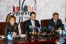 Ереван готов достойно принять титул «Всемирной столицы книги»
