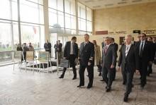 Սերժ Սարգսյանն աշխատանքային այցով մեկնել է Լոռու և Տավուշի մարզեր