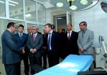 ՀՀ Նախագահն այցելեց Ալավերդու վերանորոգված հիվանդանոց