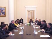 Տիգրան Սարգսյանն ընդունել է Միլանի նահագապետին