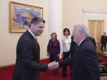 Հանդիպում Վենետիկի քաղաքապետի հետ