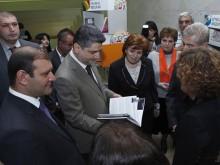 Երևանում բացվել է ArmBookExpo միջազգային ցուցահանդեսը
