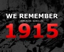 Սանկտ Պետերբուրգում անցկացվել է Ցեղասպանության 97-րդ տարելիցին նվիրված ցույց