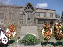 Գեղարքունիքում հարգեցին Հայոց ցեղասպանության զոհերի հիշատակը