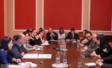 Տեղի ունեցավ Ազգային ժողովի նախագահին կից մոնիթորինգային խմբի հերթական հանդիպումը